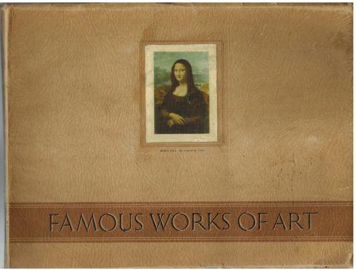 Image for Famous Works of Art