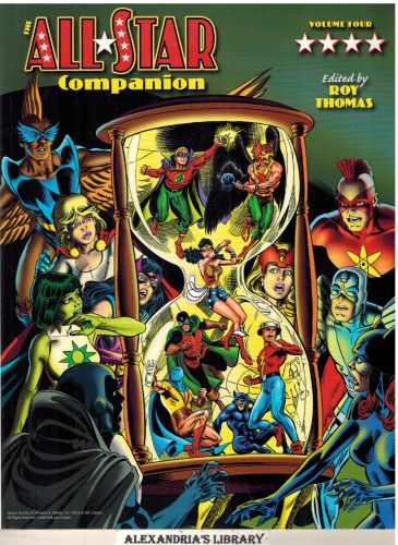 Image for All-Star Companion Volume 4 (The Justice Society of America and Related Comics 1938 - 1989)