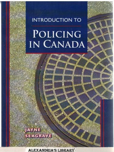 Image for Introduction to Policing in Canada