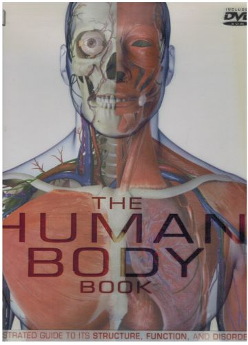 Image for The Human Body Book (Book & DVD)