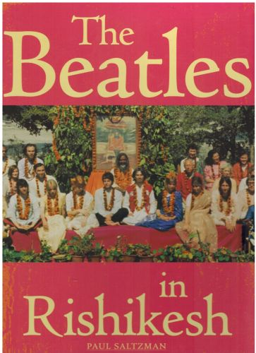 Image for The Beatles in Rishikesh (signed)