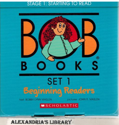 Image for Bob Books, Set 1: Beginning Readers