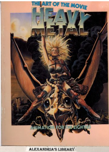 Image for The Art of Heavy Metal, the Movie: Animation for the Eighties
