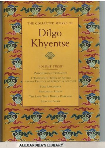 Image for The Collected Works of Dilgo Khyentse, Volume Three