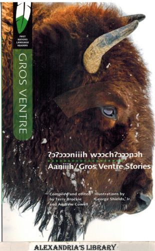 Image for Aaniiih/Gros Ventre Stories (First Nations Language Readers) (North American Indian Languages Edition)