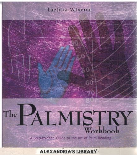 Image for The Palmistry Workbook: A Step-by-Step Guide to the Art of Palm Reading (Divination and Energy Workbooks)