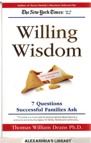 Image for Willing Wisdom
