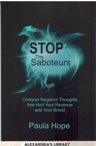 Image for Stop the Saboteurs (Signed)