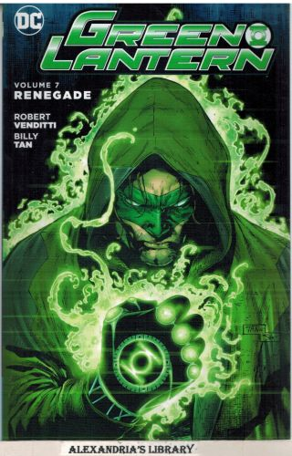 Image for Green Lantern Vol. 7: Renegade