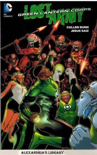 Image for Green Lantern Corps: Lost Army