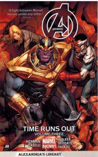 Image for Avengers: Time Runs Out Vol. 3