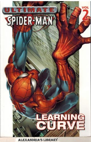 Image for Ultimate Spider-Man Volume 2 Platinum: Learning Curve