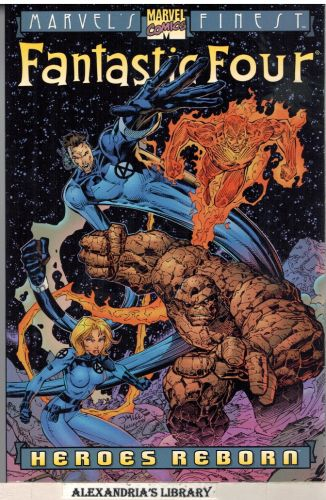 Image for The Fantastic Four: Heroes Reborn
