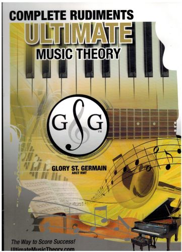Image for GP-UCR - Ultimate Music Theory Complete Rudiments