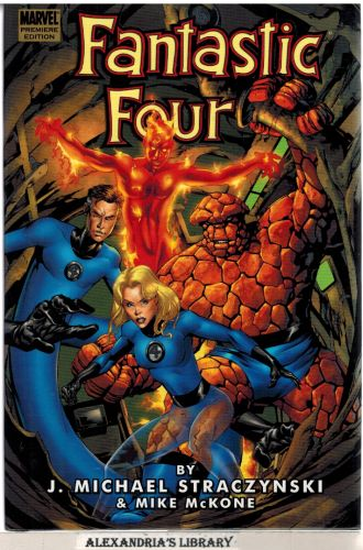Image for Fantastic Four by J. Michael Straczynski, Vol. 1
