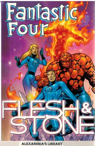 Image for Fantastic Four: Flesh and Stone