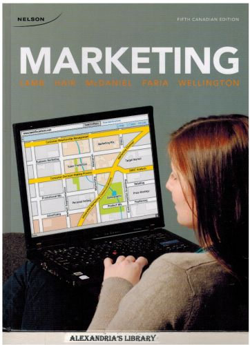 Image for Marketing - 5th Canadian Edition