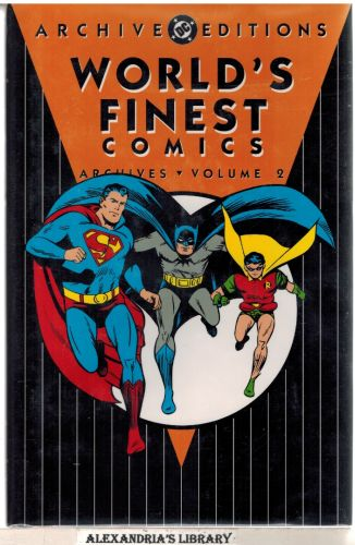 Image for World's Finest Comic Archives: Volume 2 (DC Archives Editions)