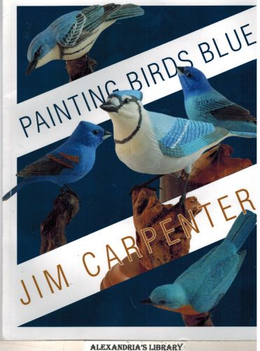 Image for Painting Birds Blue (Signed)
