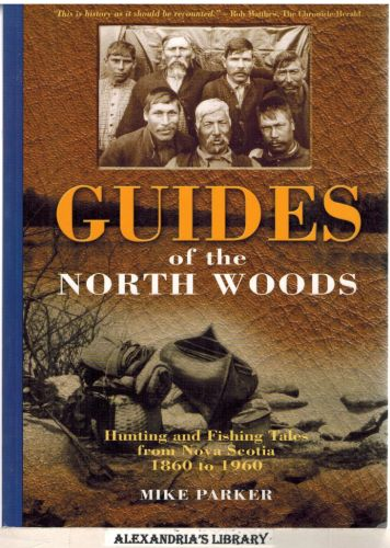 Image for Guides of the North Woods