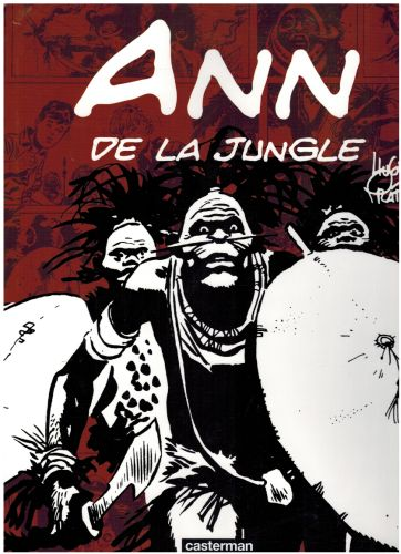 Image for Ann de la Jungle