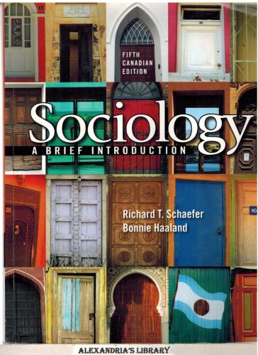 Image for Sociology: A Brief Introduction - Fifth Canadian Edition