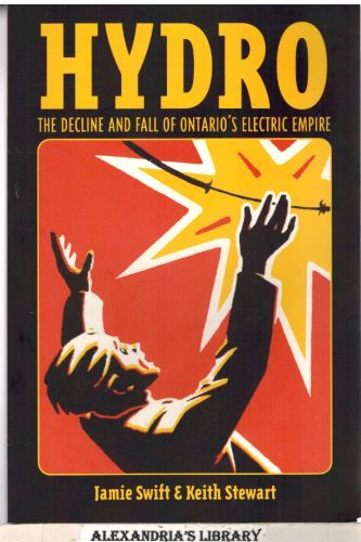 Image for Hydro: The Decline and Fall of Ontario's Electric Empire