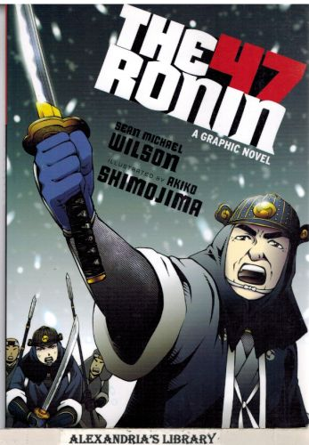 Image for The 47 Ronin: A Graphic Novel