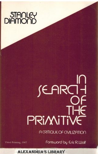 Image for In Search of the Primitive (Routledge Classic Texts in Anthropology)