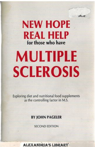 Image for New Hope - Real Help for Those Who Have Multiple Sclerosis 2e
