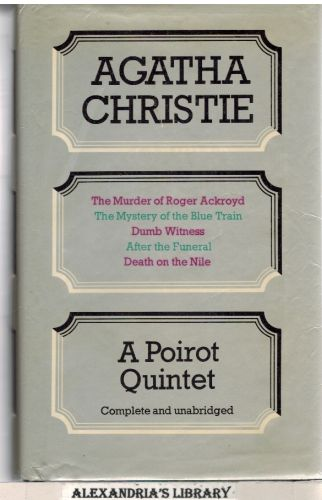Image for A Poirot quintet ([Collins collector's choice])