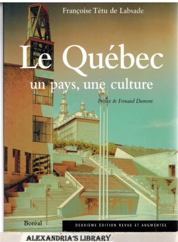 Image for Le Québec: Un pays, une culture (French Edition)