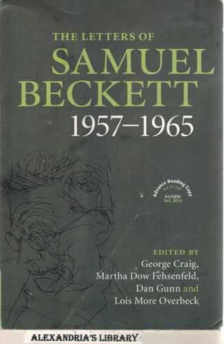 Image for The Letters of Samuel Beckett: Volume 3, 1957-1965 (Softcover)