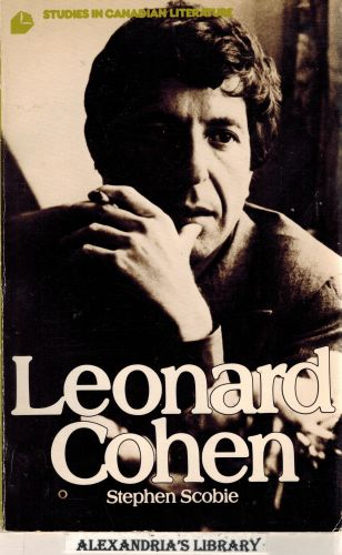 Image for Leonard Cohen (Studies in Canadian literature ; 12)