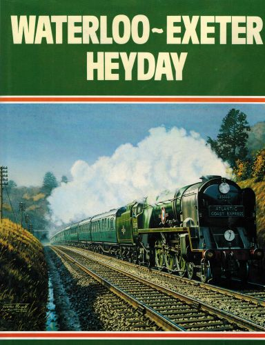 Image for Waterloo-Exeter Heyday