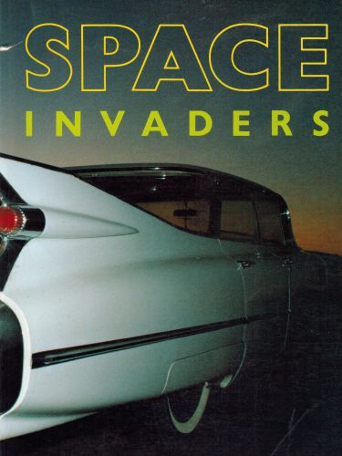 Image for Space Invaders: Essays