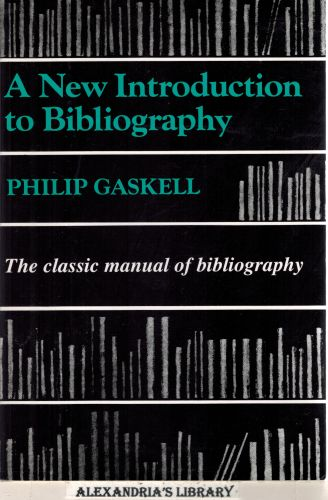 Image for A New Introduction to Bibliography