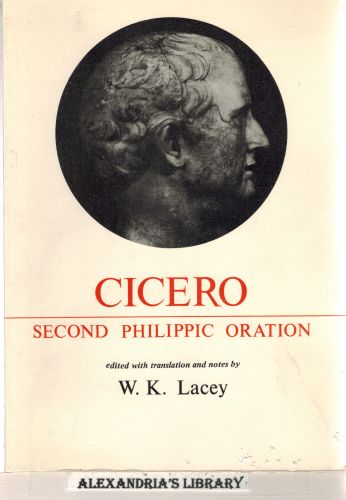 Image for Cicero: Second Philippic Oration (Aris & Phillips Classical Texts)