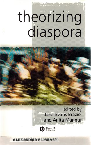 Image for Theorizing Diaspora: A Reader