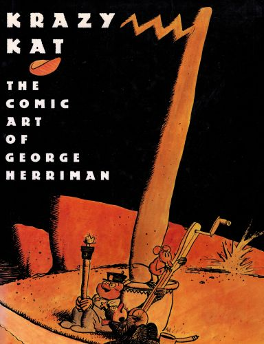 Image for Krazy Kat: The Comic Art of George Herriman
