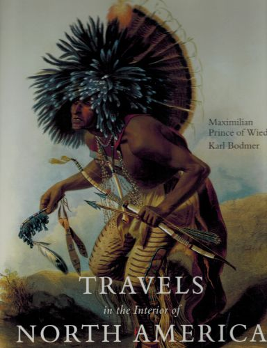 Image for Travels in the Interiors of North America 1832-1834
