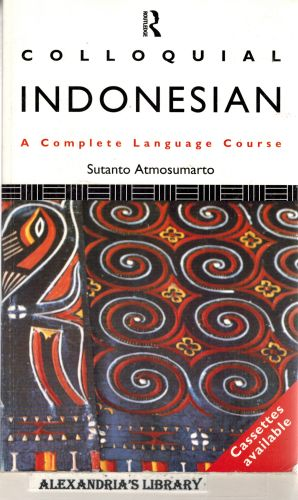 Image for Colloquial Indonesian: The Complete Course for Beginners (Colloquial Series)