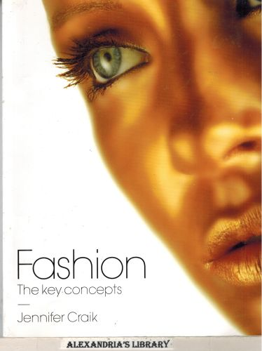 Image for Fashion: The Key Concepts