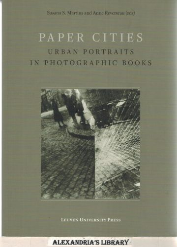 Image for Paper Cities: Urban Portraits in Photographic Books