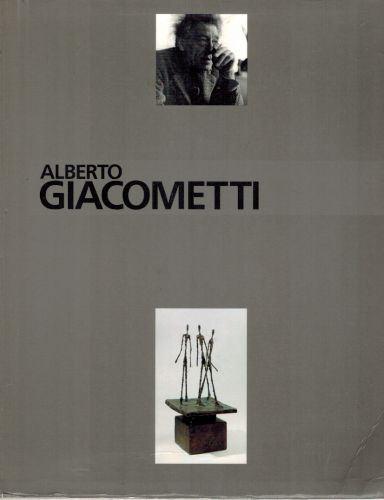 Image for Alberto Giacometti: sculptures - peintures - dessins (French Edition)