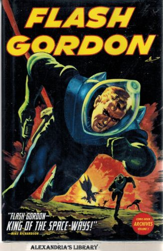 Image for Flash Gordon Comic Book Archives Volume 1