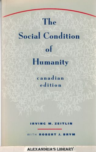 Image for The Social Condition of Humanity: Canadian Edition