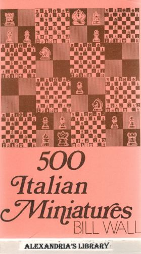 Image for 500 Italian Miniatures
