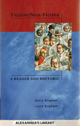 Image for Fiction/Non-Fiction - A Reader and Rhetoric
