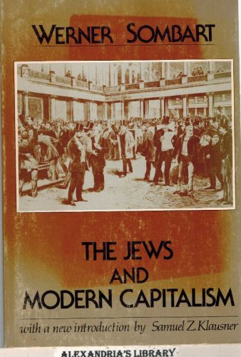 Image for The Jews and Modern Capitalism (Classics in Social Science Series)